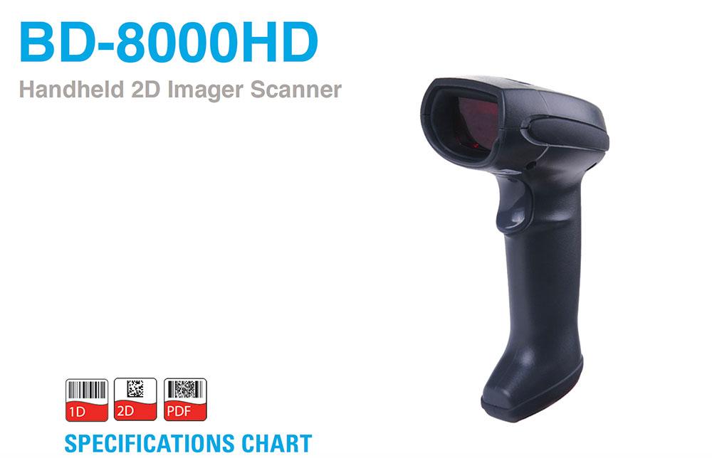 輕鬆掃描DM碼(Data Matrix),推薦免費APP以及手持式掃瞄器