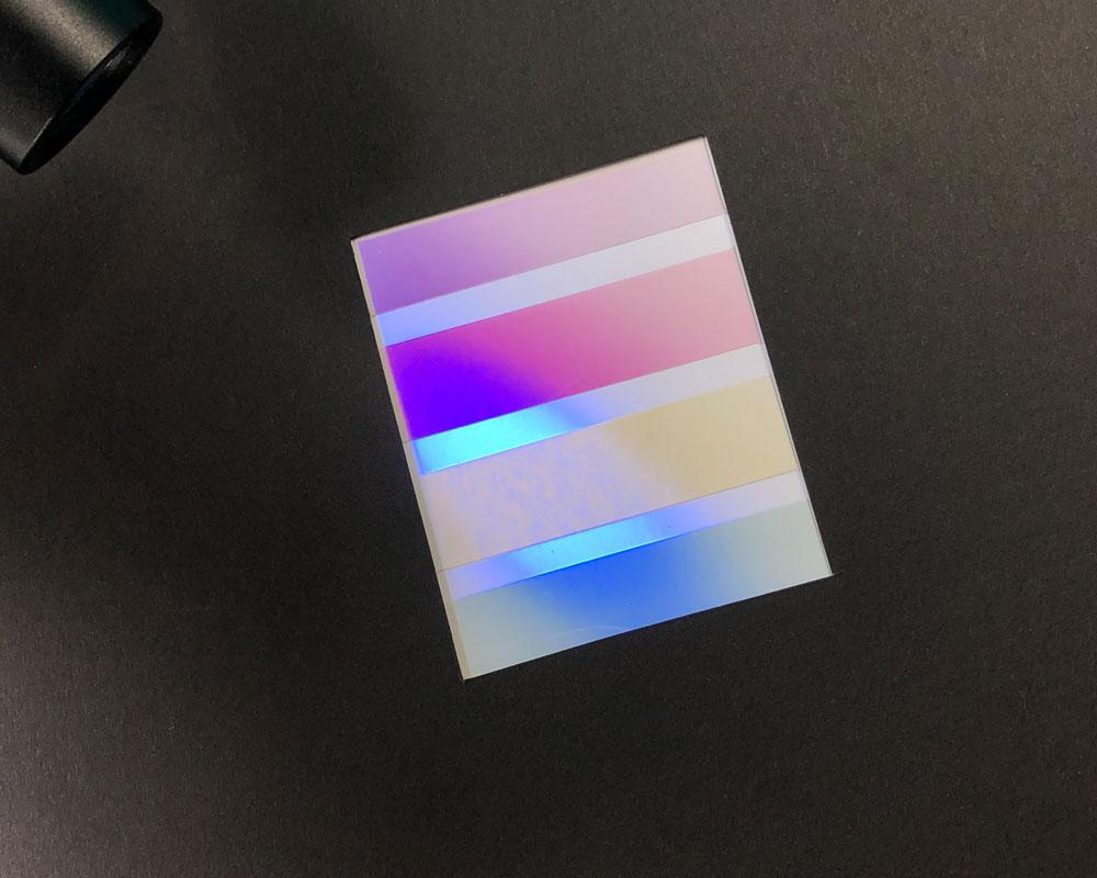 3.感光油墨 | 日光變色油墨 | Solar Discoloration Ink